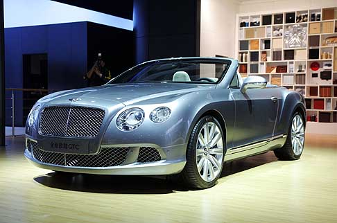 Pechino_Autoshow Bentley