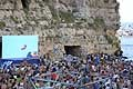 Red Bull Cliff Diving 2016 reply tuffi ad alta quota a Polignano a Mare (Bari)