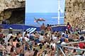 Tuffo finale Lysanne Richard da 21m al Red Bull Cliff Diving World Series 2016 a Polignano a Mare