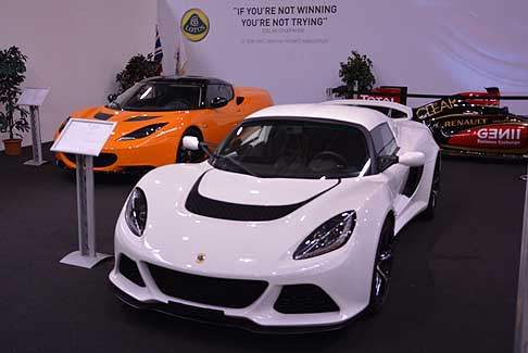 Supercar Lotus