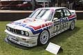BMW M3 Group a DTM 2.5 rally car al Concorso di Eleganza Villa d�Este 2015