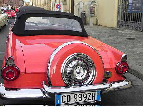 Ford - Modelli d�oltreoceano come Ford T-Bird