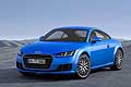 Audi TT candidate Car of the Year 2015 award