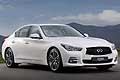 Infiniti Q50 candidate Car of the Year 2015 award
