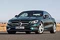 Mercedes-Benz S-Coupé candidate Car of the Year 2015 award