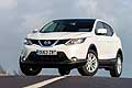 Nissan Qashqai candidate Car of the Year 2015 award