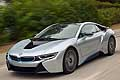 BMW i8 electric vehicle candidate Car of the Year 2015 award