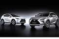 Lexus NX candidate Car of the Year 2015 award