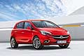 Opel Corsa candidate Car of the Year 2015 award