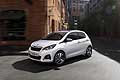 Peugeot 108 candidate Car of the Year 2015 award