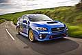 Subaru WRX STI candidate Car of the Year 2015 award