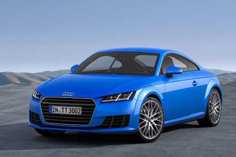 Car of the Year 2015 - Audi TT candidate Car of the Year 2015 award
