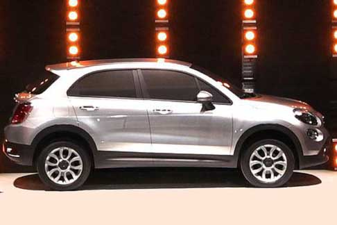 Car of the Year 2015 - Fiat 500x candidate Car of the Year 2015 award