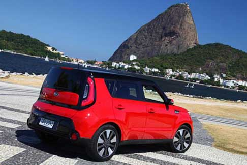 Car of the Year 2015 - Kia Soul candidate Car of the Year 2015 award