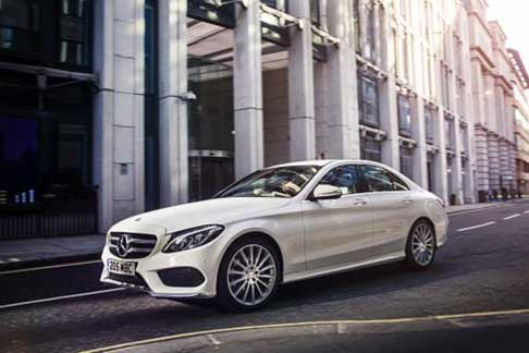 Car of the Year 2015 - Mercedes-Benz C-Class candidate Car of the Year 2015 award