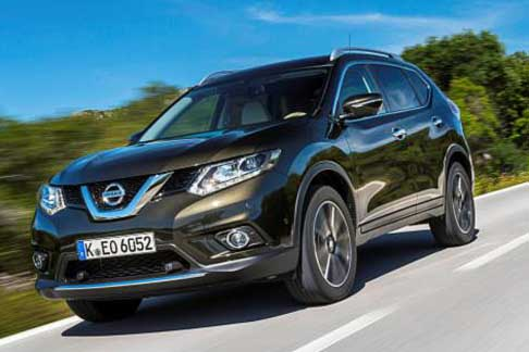 Car of the Year 2015 - Nissan X-Trail candidate Car of the Year 2015 award