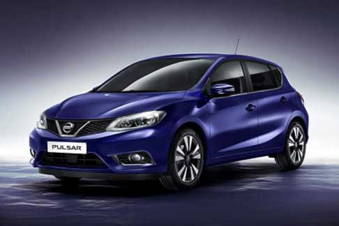 Car of the Year 2015 - Nissan Pulsar candidate Car of the Year 2015 award