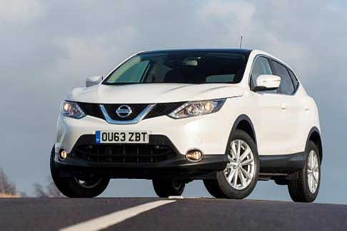 Car of the Year 2015 - Nissan Qashqai candidate Car of the Year 2015 award