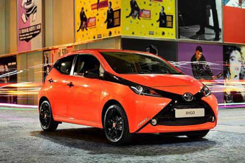 Car of the Year 2015 - Toyota Aygo candidate Car of the Year 2015 award