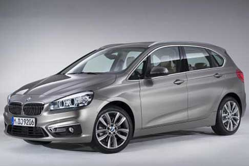 Car of the Year 2015 - BMW 2 Series Active Tourer candidate Car of the Year 2015 award