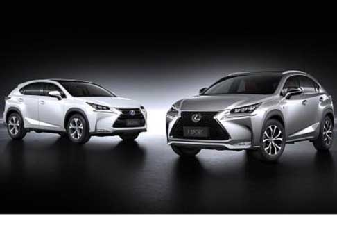 Car of the Year 2015 - Lexus NX candidate Car of the Year 2015 award