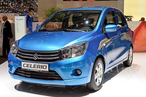 Car of the Year 2015 - Subaru Celerio candidate Car of the Year 2015 award