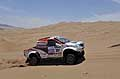 Dakar 2014 categoria cars pick-up Toyota tappa Rosario - San Luis