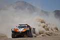Chabot Ronan on Buggy SMG action during the Dakar 2015