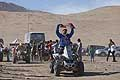 Darar 2015 Vinet Ricardo cileno su Quad Can Am, IV stage