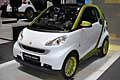 City car Smart Eletric Drive