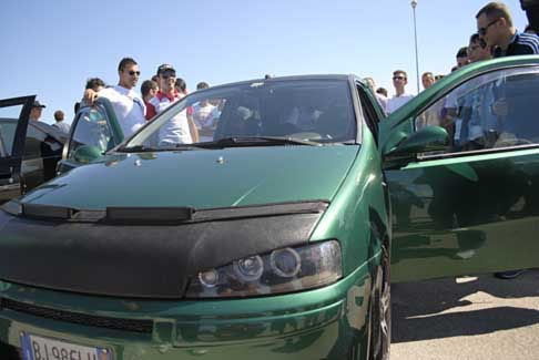 Levante Tuning Day - Levante Tuning Day 2013: tuning con impianto Hi-Fi power all�Autodromo del Levante a Binetto