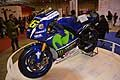 Valentino Rossi Yamaha M1 Monster The doctor al MotoDays 2016