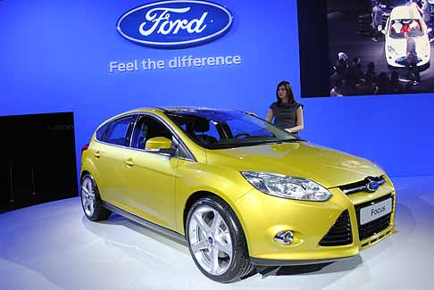 Ford - Ford Focus EcoBoost