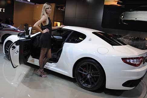Bologna Motor Show Hostess