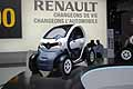 Renault Twizy Z.E. - 100% Electric cars
