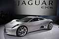 Jaguar C-X75 supersportiva