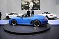 Porsche 911 Speedster Blue
