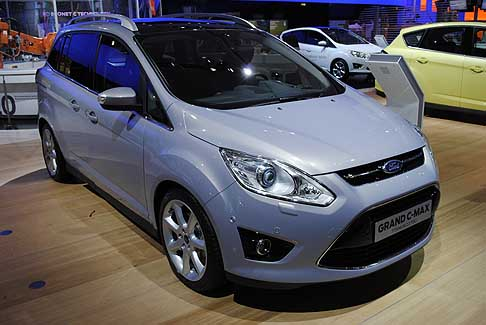 Ford - Ford Grand C-Max