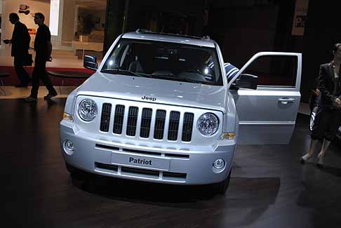 Jeep - Jeep Patriot