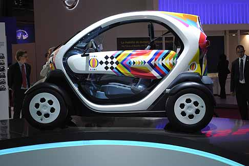 Renault - Renault Twizy
