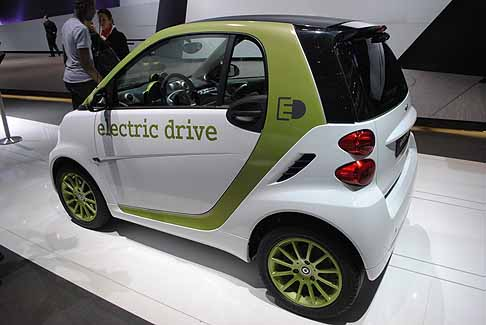 Smart - Smart ED city car elettrica