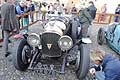 Bentley Speed Model del 1926 a Ferrara, evento auto storiche Valli e Nebbie 2017