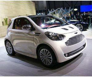 Aston Martin Cygnet: il nuovo concetto di city car