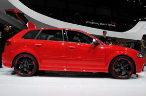 Stile e potenza: la nuova Audi RS3 al Salone di Ginevra
