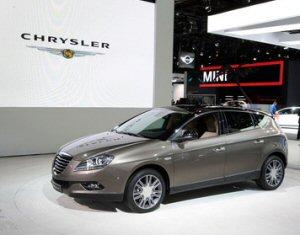 Chrysler: rinasce il marchio americano