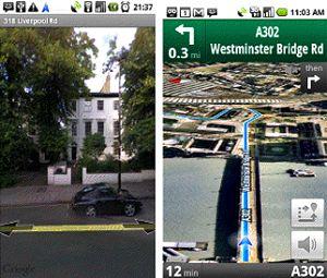 Maps: nuovi sviluppi per il navigazione GPS di Google