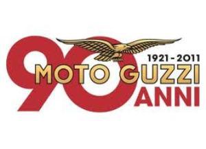 La Moto Guzzi festeggia i 90 anni