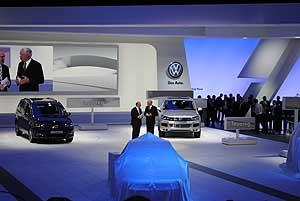 Volkswagen Touareg, Completamente rinnovata