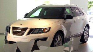 Saab 9-4X: a Los Angeles debutta il nuovo modello della Casa svedese