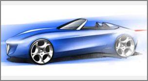 Alfa Romeo Spider by Pininfarina